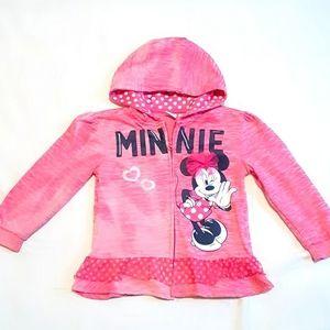 Disney's Minnie's mouse Hoodie